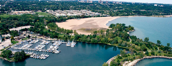 Ashbridges Bay Park