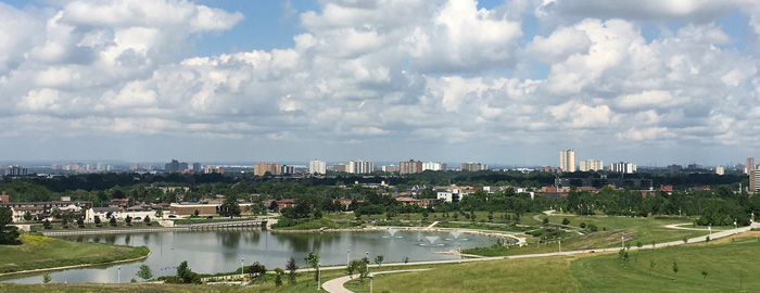 Downsview Dells Park