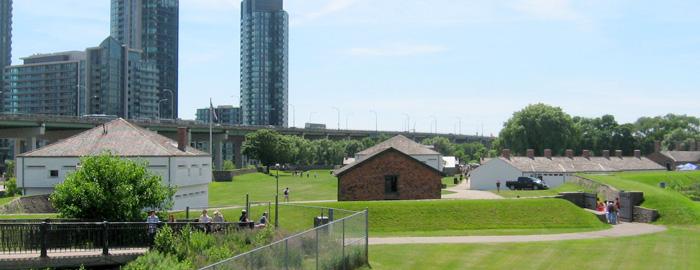 Fort York Park